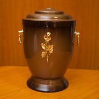 M64 Fém rózsás urna