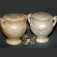 Amfóra egyedi urna 04