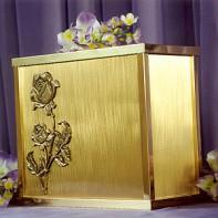 Gold extra iker rózsás urna