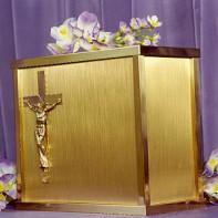 Gold extra iker keresztes urna