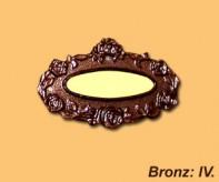Bronz sírjelző IV.